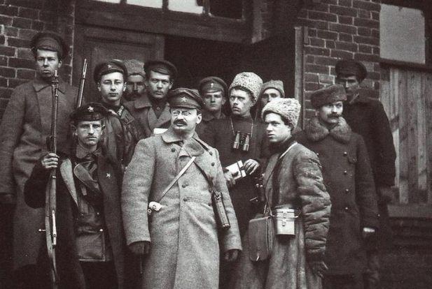 antifa trotsky