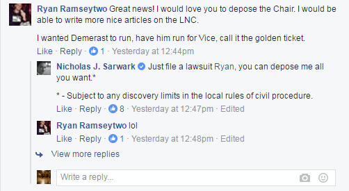 sarwark lawsuit